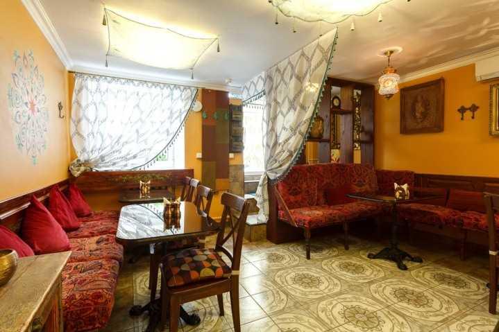 Самые лучшие рестораны Санкт-Петербурга13