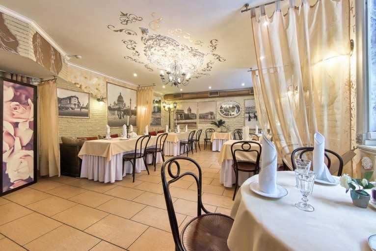Самые лучшие рестораны Санкт-Петербурга2