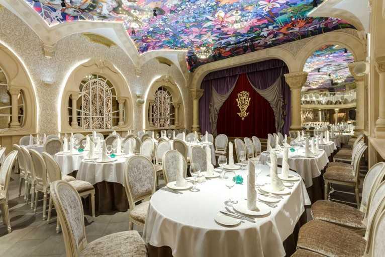 Самые лучшие рестораны Санкт-Петербурга3