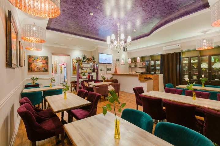 Самые лучшие рестораны Санкт-Петербурга9