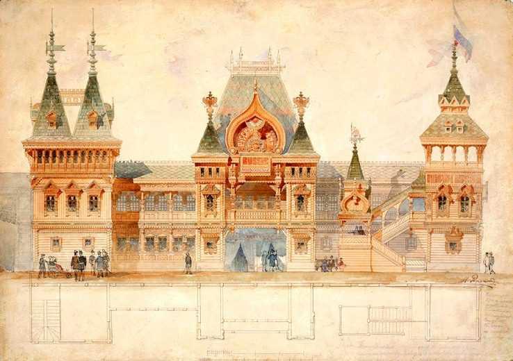 Стили в архитектуре с примерами12
