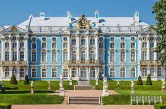 Достопримечательности Санкт-Петербурга краткое описание-001