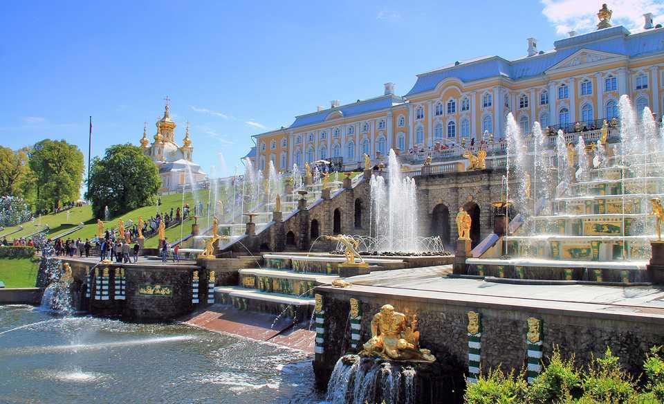 Достопримечательности Санкт-Петербурга краткое описание-3