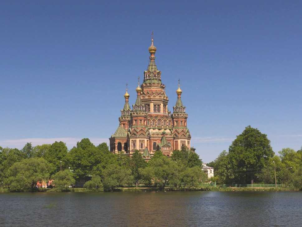 Достопримечательности Санкт-Петербурга краткое описание-5