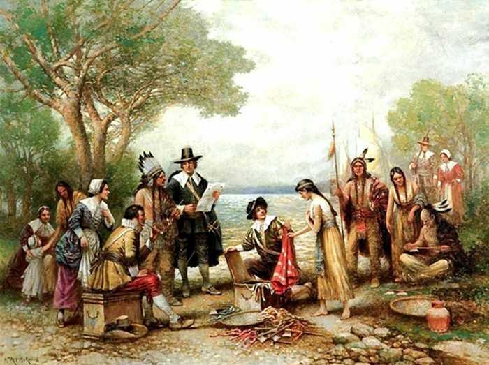 История Америки с самого начала-3