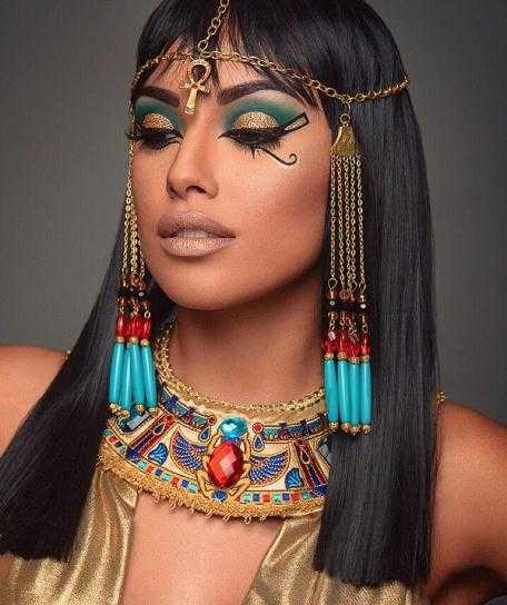Какие бывают макияжи-5