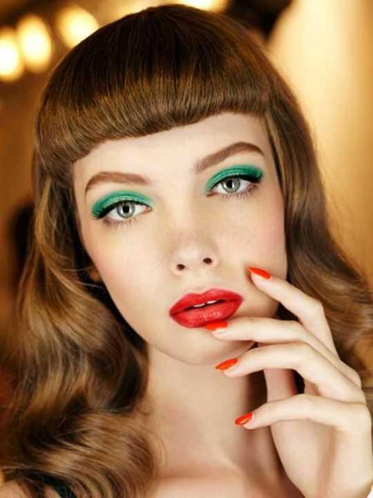 Какие бывают макияжи-6
