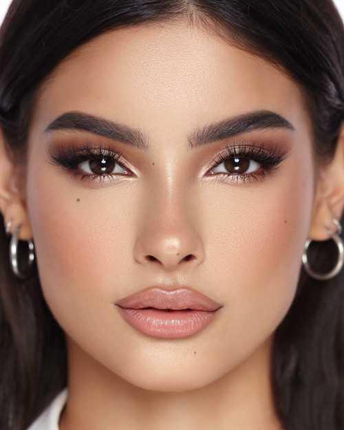 Какие бывают макияжи-8