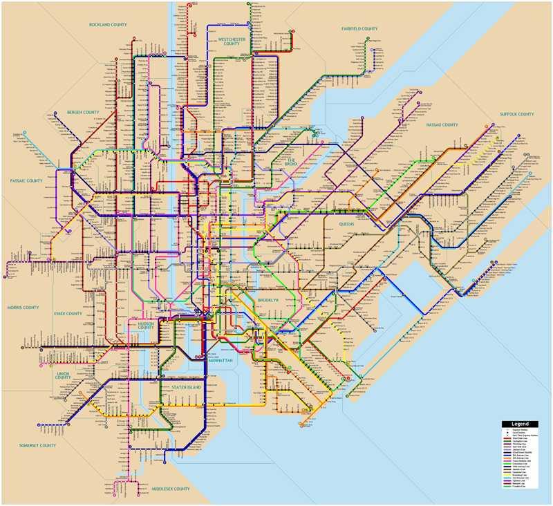 Самое большое метро в мире топ 10-11