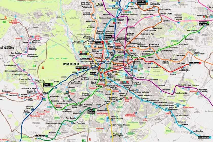 Самое большое метро в мире топ 10-5