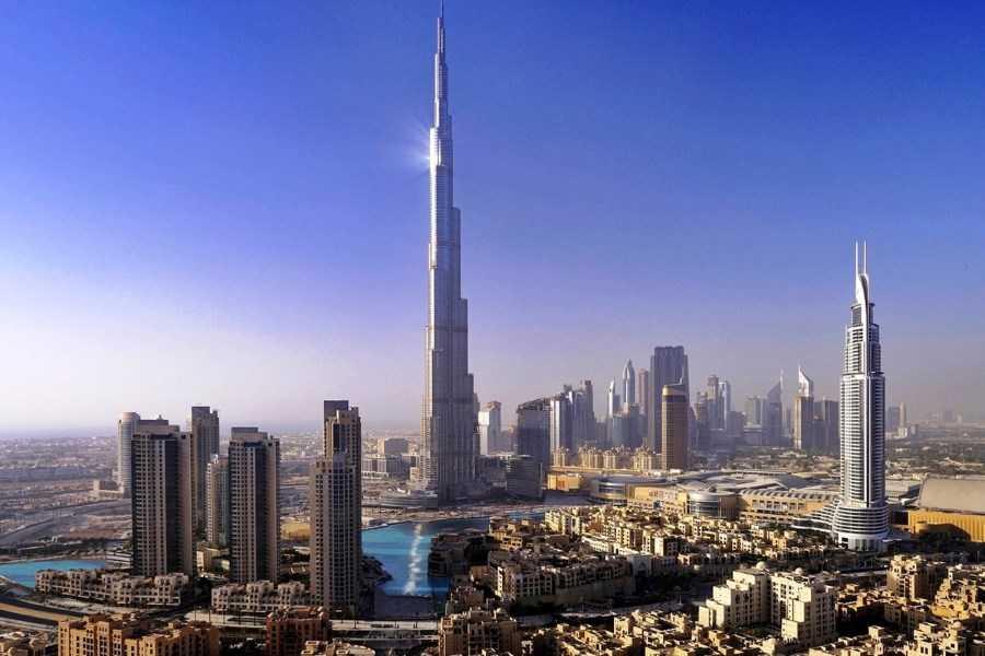 Самое высокое здание в мире на сегодняшний день 1