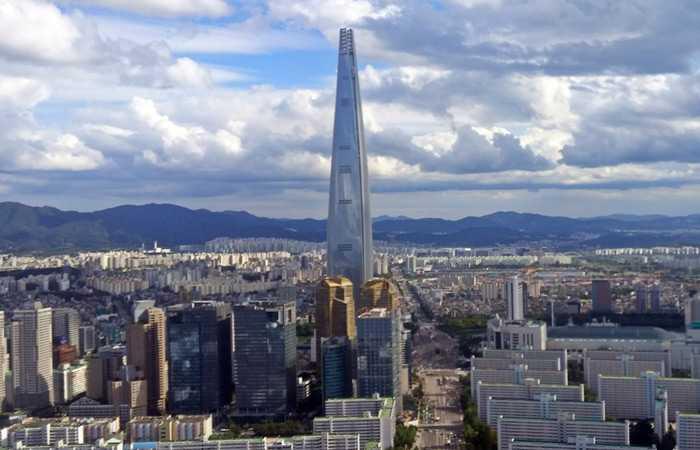 Самое высокое здание в мире на сегодняшний день5