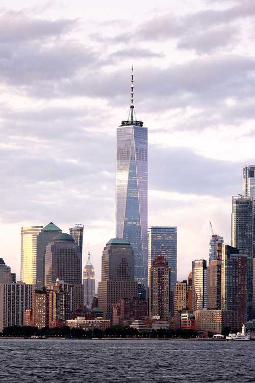 Самое высокое здание в мире на сегодняшний день7