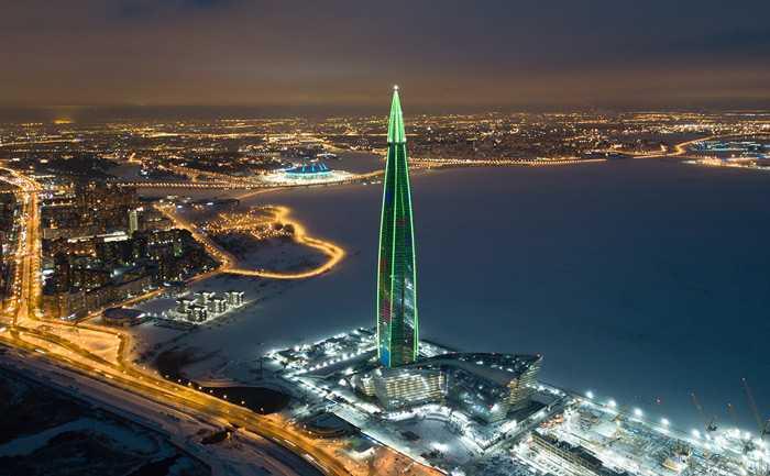 Самое высокое здание в мире на сегодняшний день8