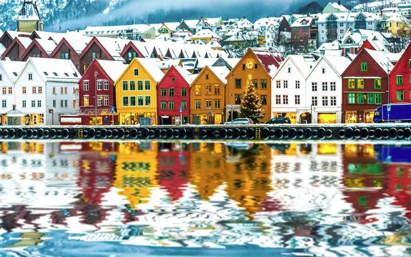 Достопримечательности Норвегии кратко-10