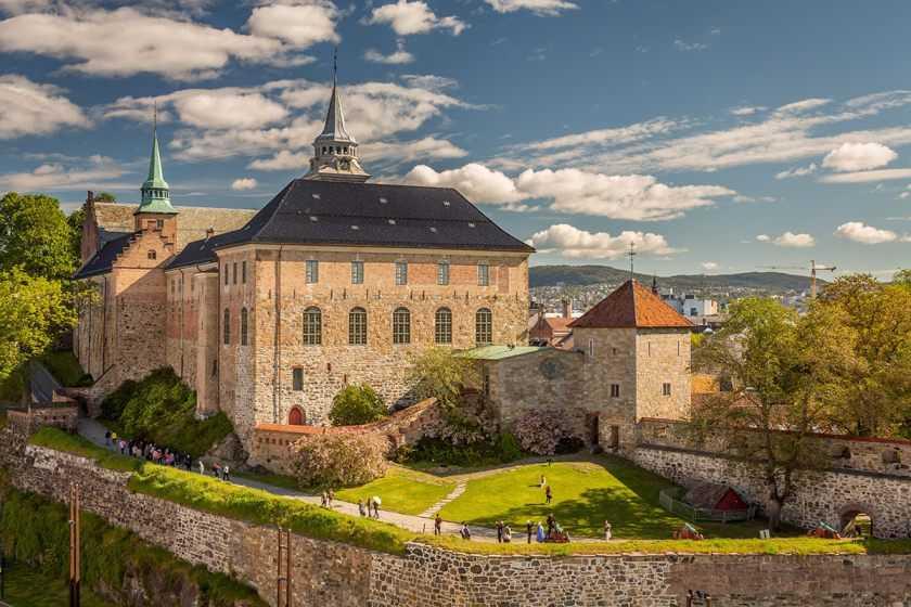 Достопримечательности Норвегии кратко-2