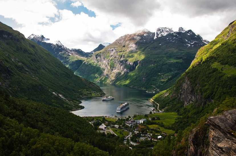 Достопримечательности Норвегии кратко-4