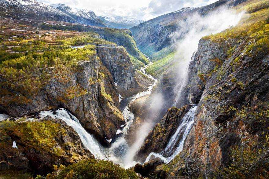 Достопримечательности Норвегии кратко-5