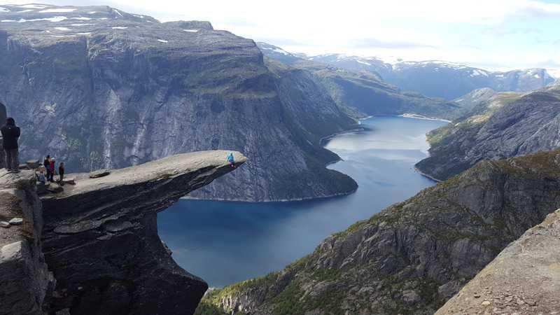 Достопримечательности Норвегии кратко-8